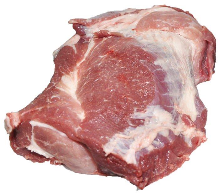 Шейная свиная часть