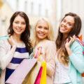 шоппинг с подругами