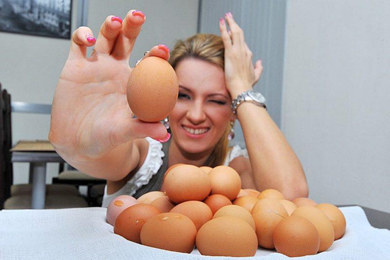 Яйца - питание для мозга