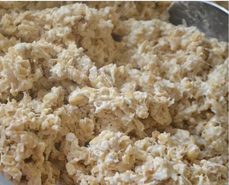 Измельчить пшеницу