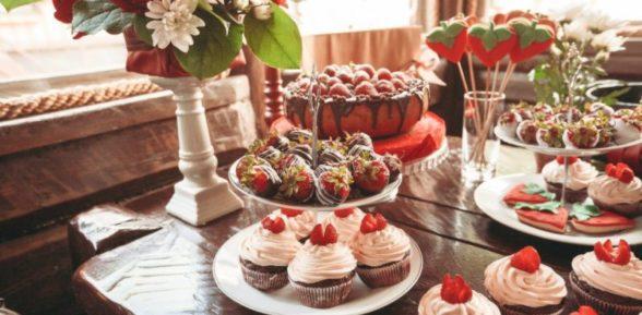 Лучшие десерты для любого обеда или ужина