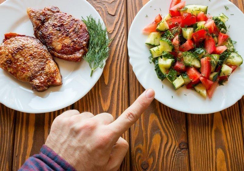 Польза и вред вегетарианства фото 1