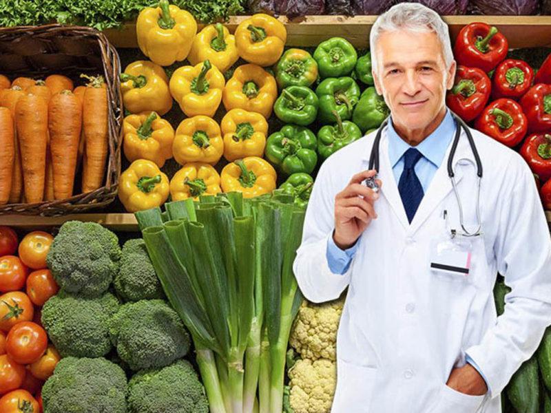 Вегетарианство как лекарство