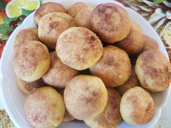 готовое печенье на сметане