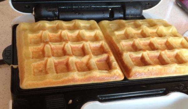 готовые вафли