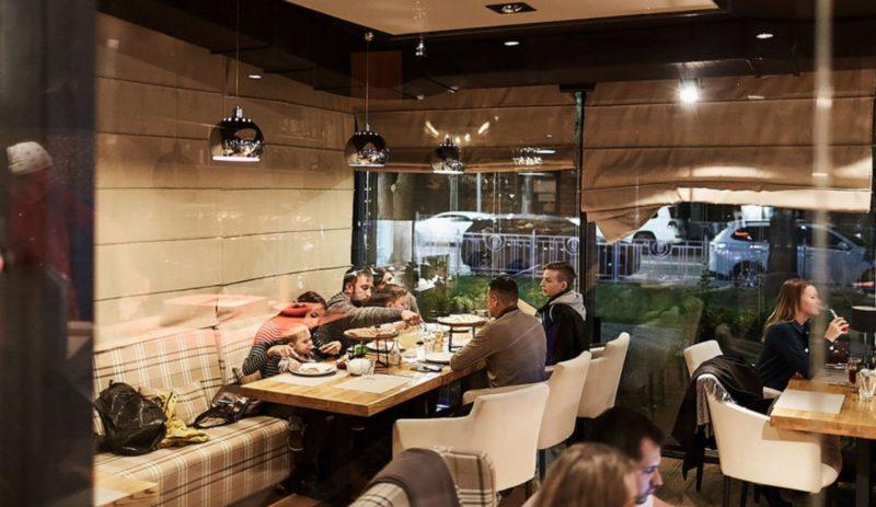 TARANTINO family — сеть ресторанов фото 2