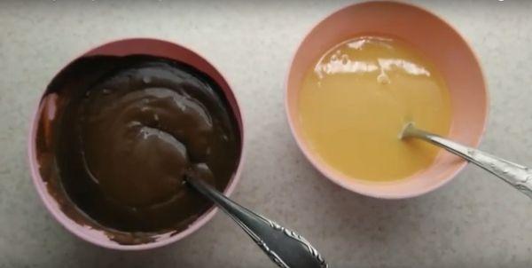 приготовление ганаша