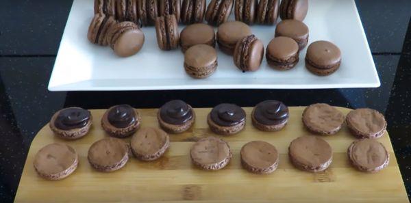 собрать печенье