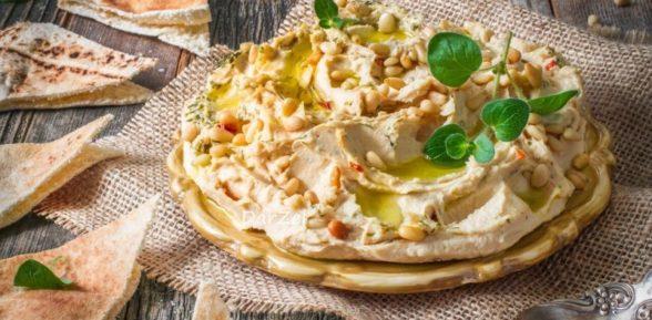Рецепт хумуса из нута в домашних условиях: классика и неординарность