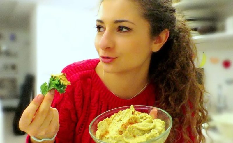 Хумус потребление