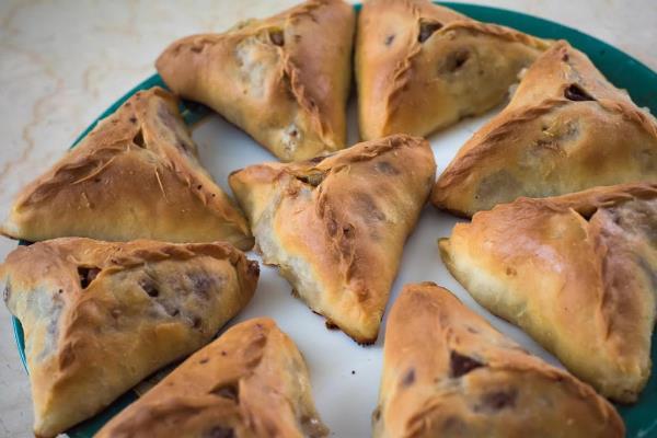 готовые татарские пирожки