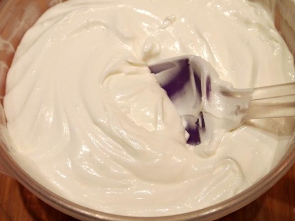 йогуртовый крем