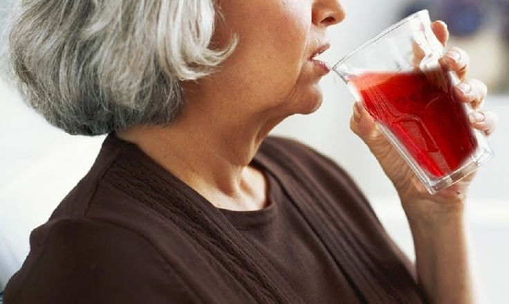 Вишневый сок пить