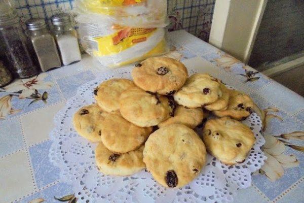 готовое печенье на рассоле