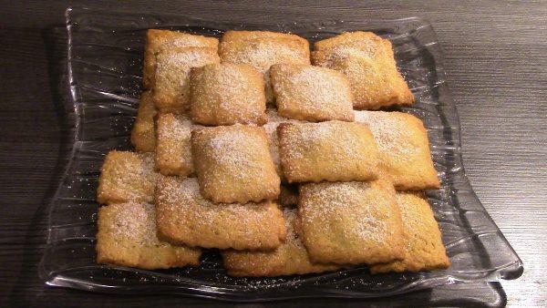 готовое печенье в мультиварке
