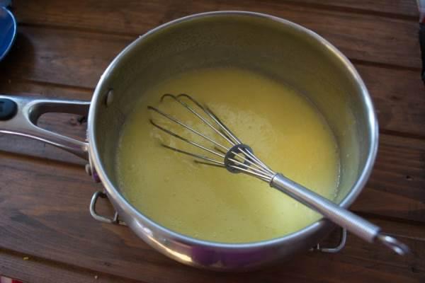 приготовить лимонную пропитку