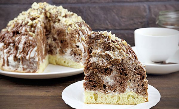вид торта