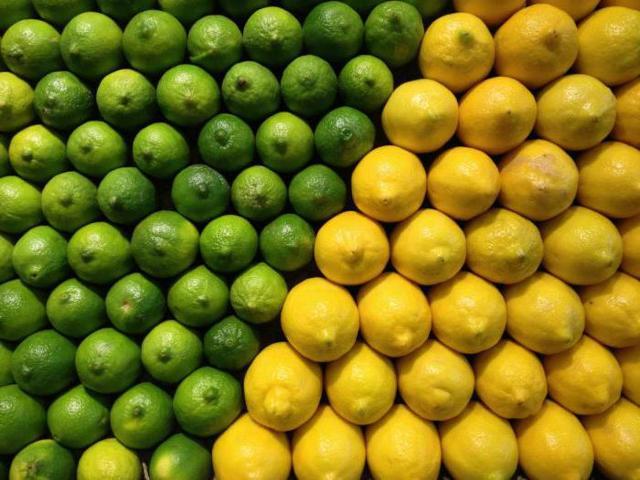 Лайм это лимон или нет