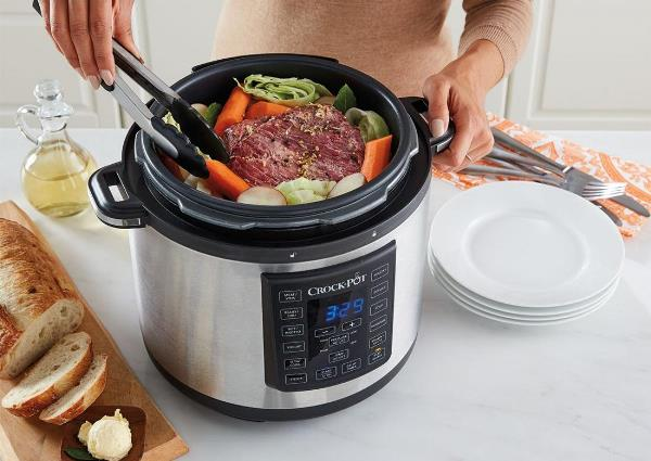 приготовление еды в мультиварке