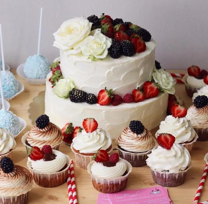 Торт и пирожные ручная работа
